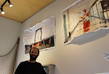 Mathieu Léger: L'âme d'un nomade