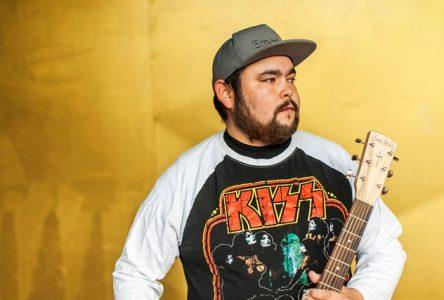 Matiu espère terminer son album Petikat en 2018