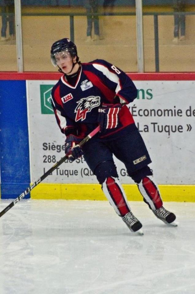 André, Lévesque et Poirier prêts pour la 25e saison de la Ligue de hockey junior AAA