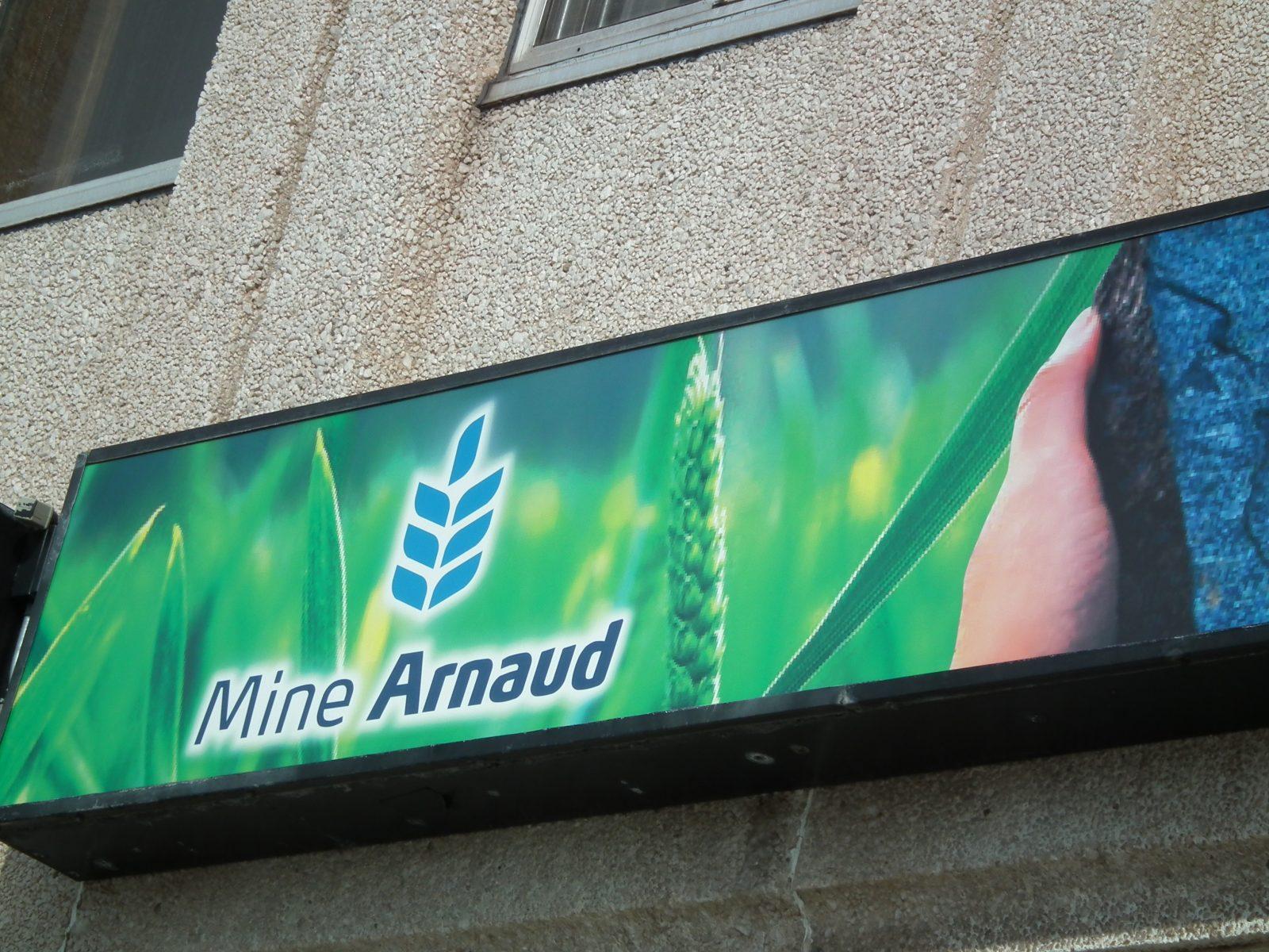 Mine Arnaud: Investissement Québec retarde le début des travaux