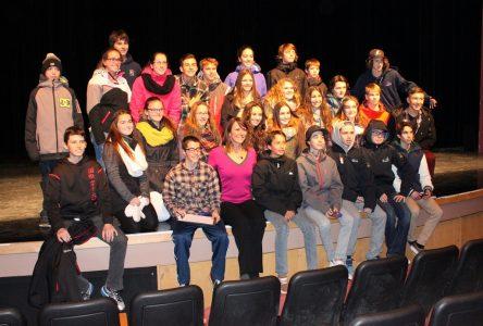 Mylène Paquette à la rencontre des jeunes