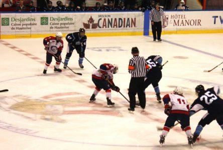 Fini le hockey midget espoir sur la Côte-Nord