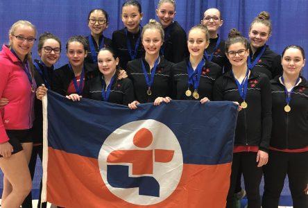 Les Astérides qualifient douze filles pour les Jeux du Québec