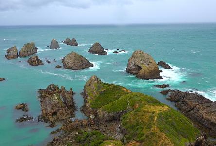 Les Aventuriers Voyageurs: L'Île du Sud de la Nouvelle-Zélande à l'honneur