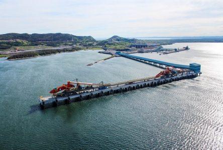 Quai multiusager: Pomerleau réclame 68,3 millions $ au Port de Sept-Îles