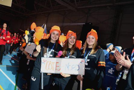 Jeux du Québec: Place au deuxième bloc!