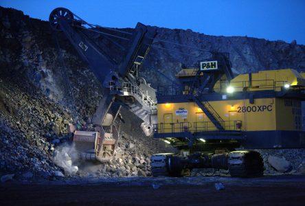 IOC inaugure une nouvelle fosse à Labrador City