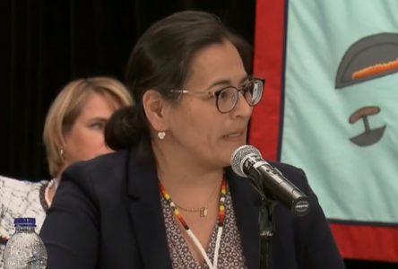 Commission d'enquête: «C'est aux leaders politiques d'agir maintenant», dit Michèle Audette