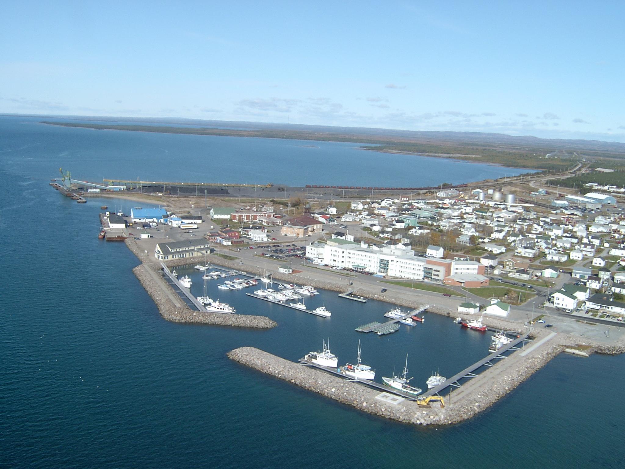 Havre-Saint-Pierre augmente les taxes de 3%