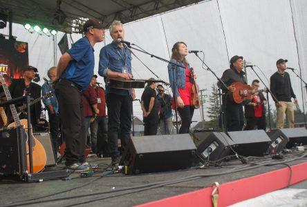 Festival Innu Nikamu: Un rassemblement musical réussi