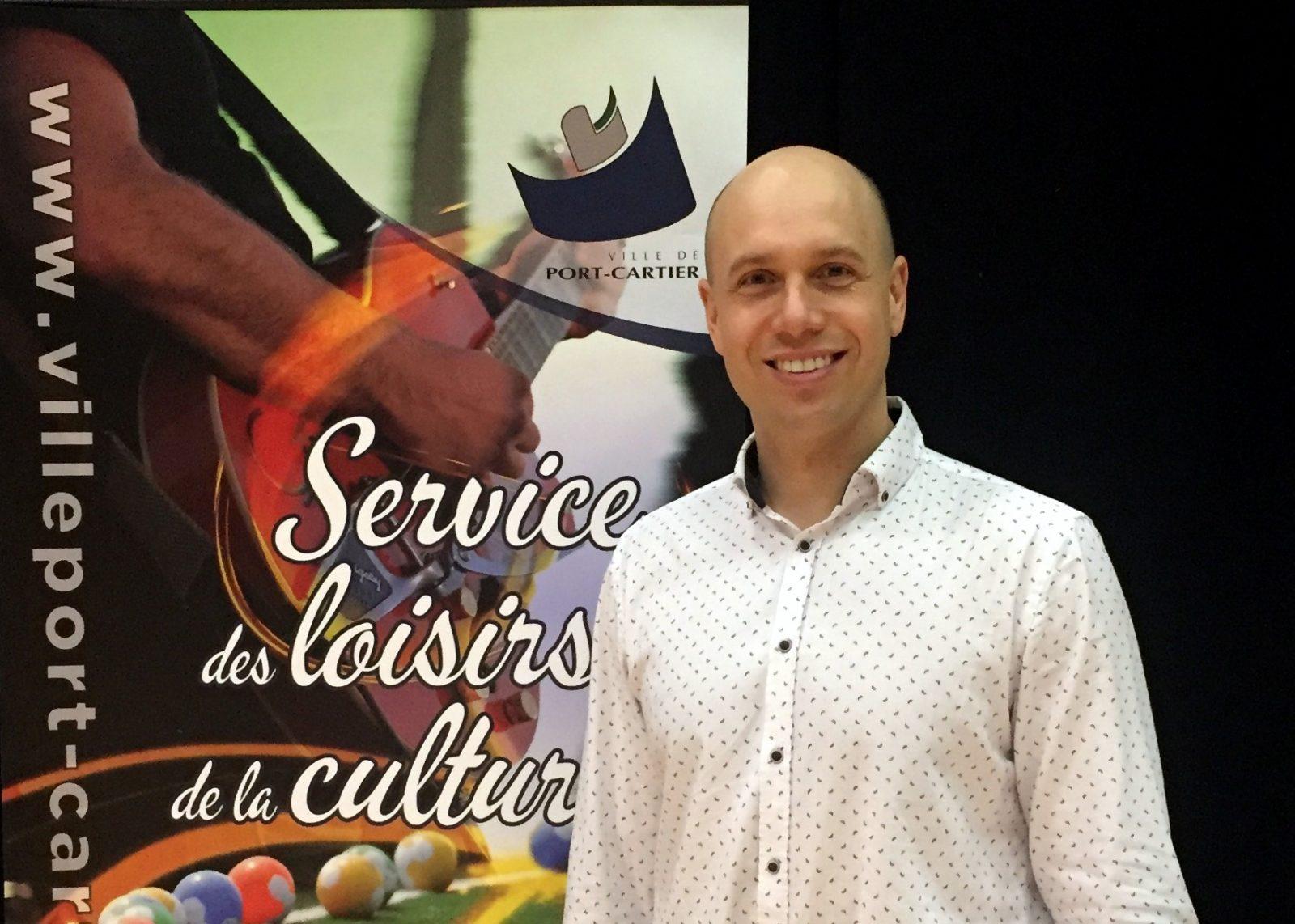 Service des loisirs de Port-Cartier : le successeur de Christian Lepage est connu