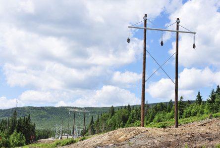 Hydro-Québec entame les travaux de la ligne Natashquan-La Romaine