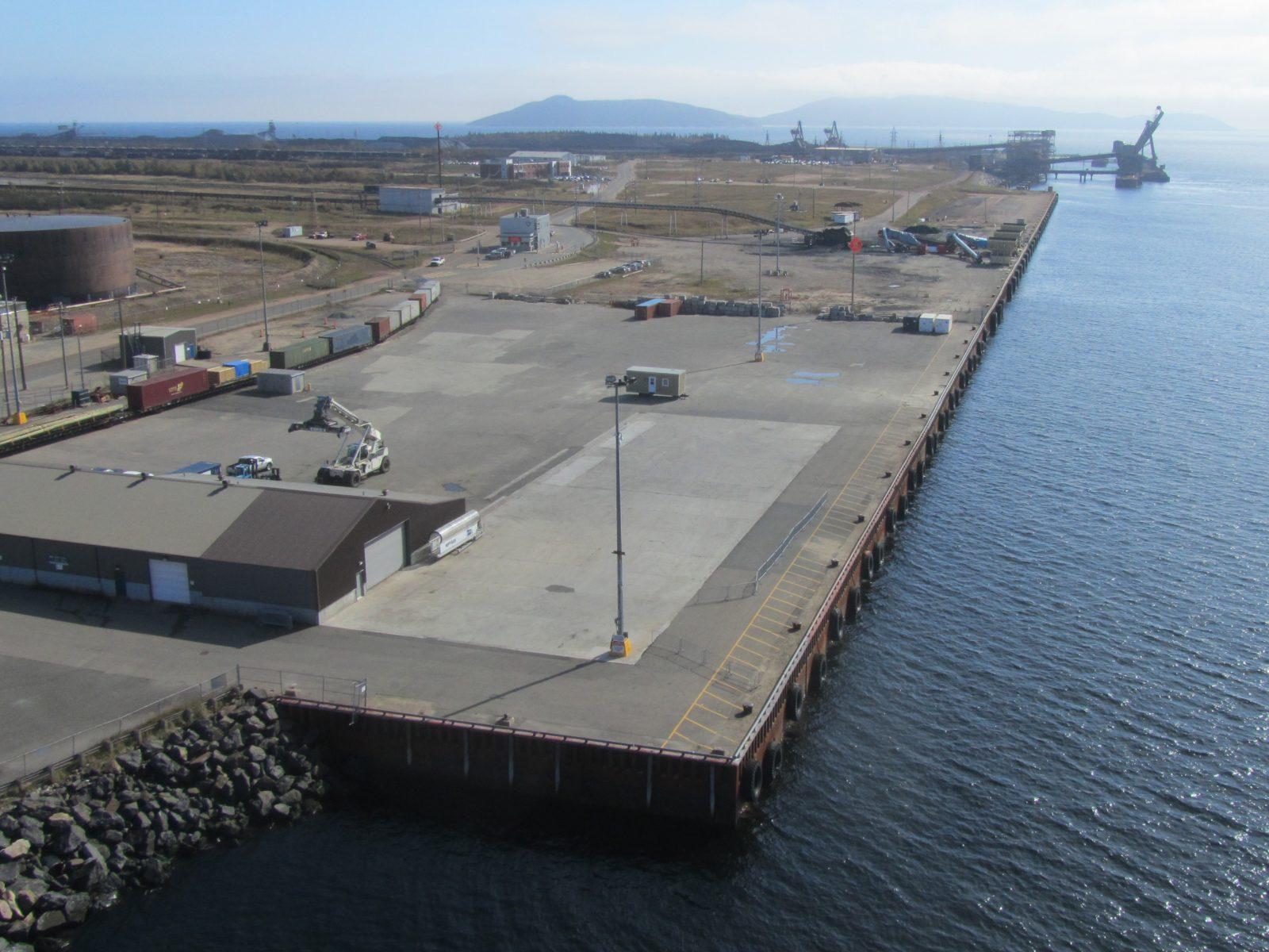 COVID-19 : Le Port de Sept-Îles ne reste pas les bras croisés