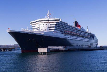 Le prestigieux Queen Mary 2 à Sept-Îles vendredi