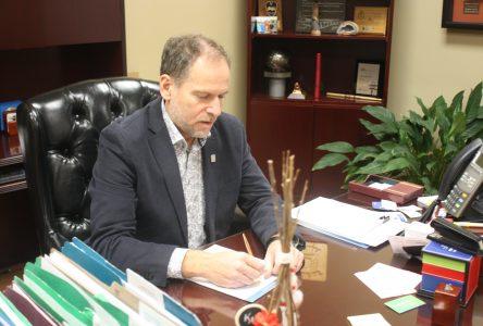 Un an après sa réélection, Réjean Porlier a les coudées franches