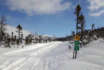 Fermeture complète de la Route blanche