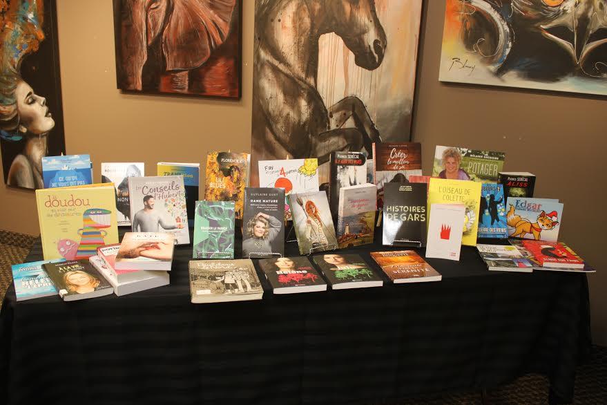 Le Salon du livre de la Côte-Nord lance l'invitation aux auteurs d'ici