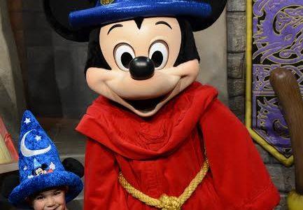Rêves d'enfant: Un voyage de rêve pour Sam à Walt Disney