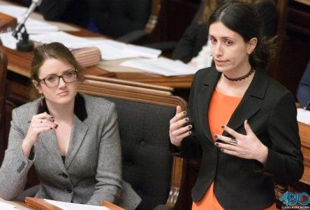Les Nord-Côtiers s'impliquent au Parlement jeunesse du Québec