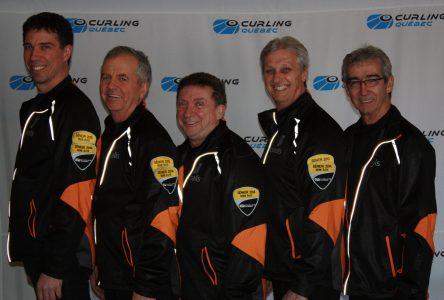 Une première bannière provinciale en curling à Sept-Îles