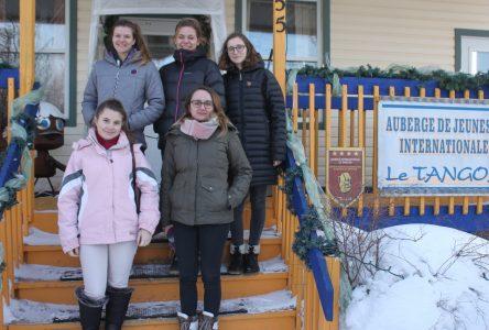 Enseignement: Des stagiaires français à Sept-Îles