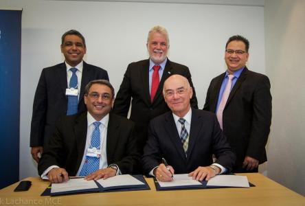 Tata Steel: Québec pourrait investir dans le projet DSO