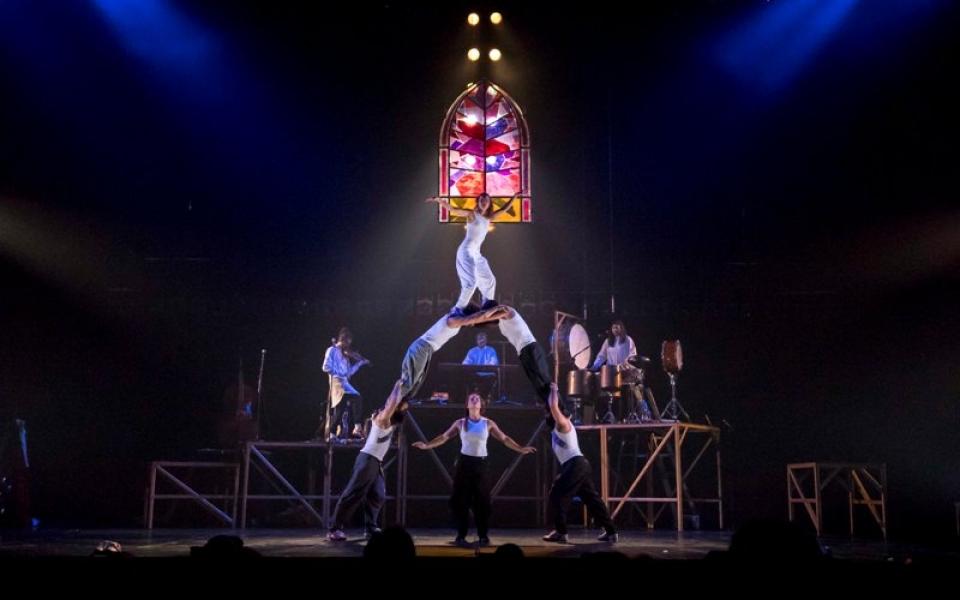 Avec le Cirque Alfonse, toute une virée en enfer et au paradis!