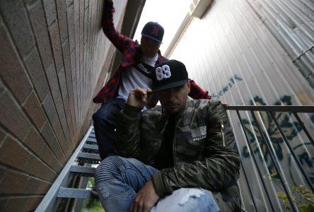 Taktika : deux rappeurs engagés font escale à Mani-Utenam