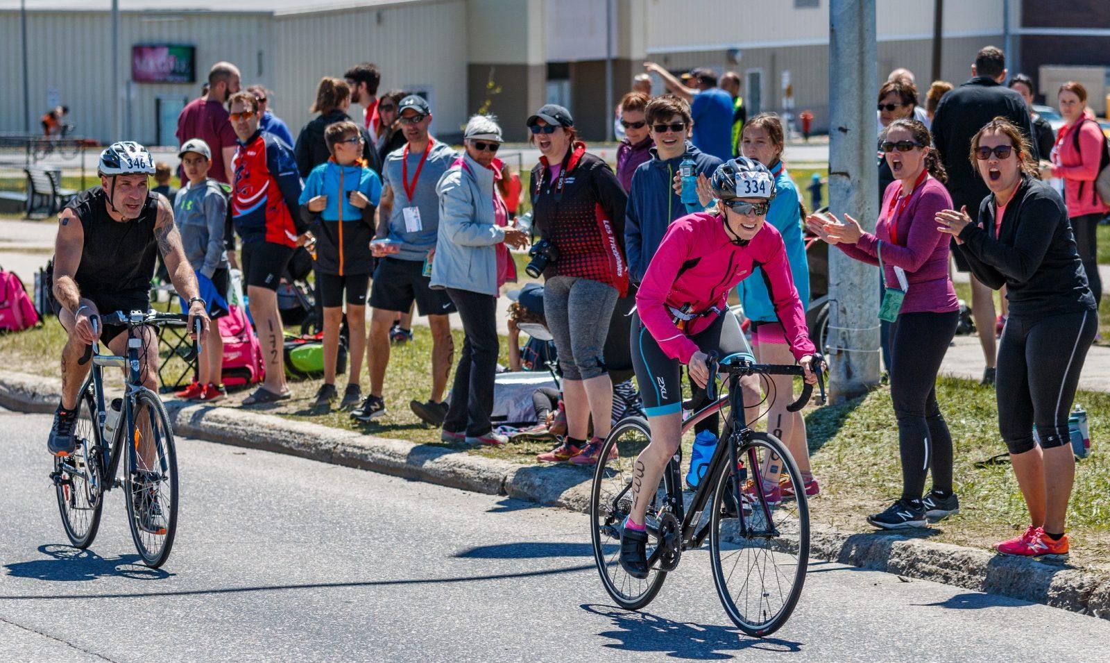 Une nouvelle ère s'installe au Triathlon de Port-Cartier