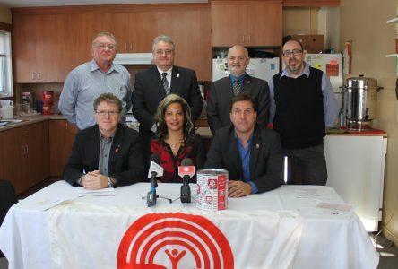 Ralentissement économique: Tous unis pour Centraide Côte-Nord