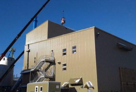 L'usine de biocarburants de Port-Cartier réclame 23,1 M$ à ses fournisseurs