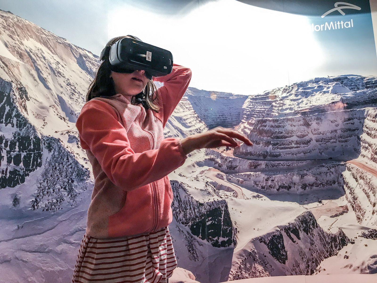 Réalité virtuelle: un potentiel en expansionchez ArcelorMittal