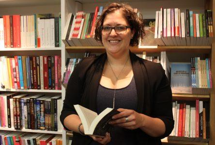 Défi Têtes à prix 2018 : la libraire Valérie Morais tête d'affiche
