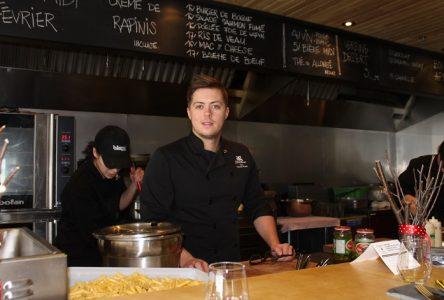 Cuisine : Vincent Range en lice dans un prestigieux concours