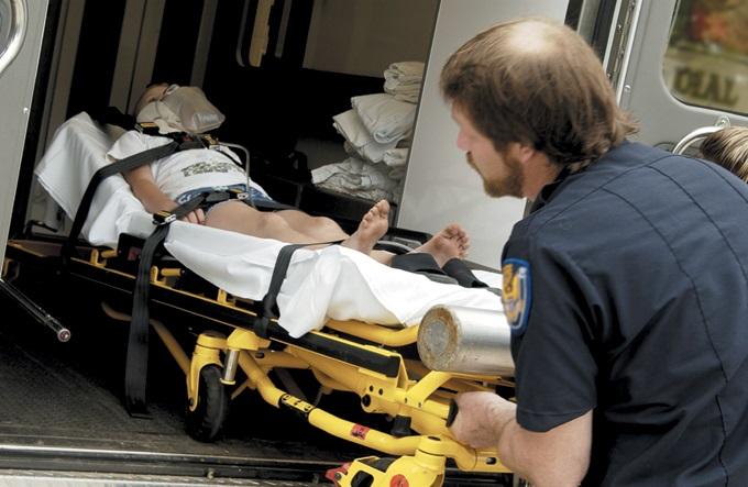 Un motoneigiste perd la vie au parc industriel