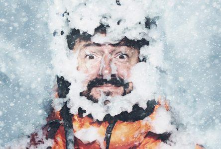 Antarctique Solo: Rémi-Pierre Paquin joue à l'aventurier