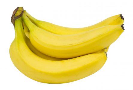Banane: Pas d'autres réactions allergiques depuis vendredi