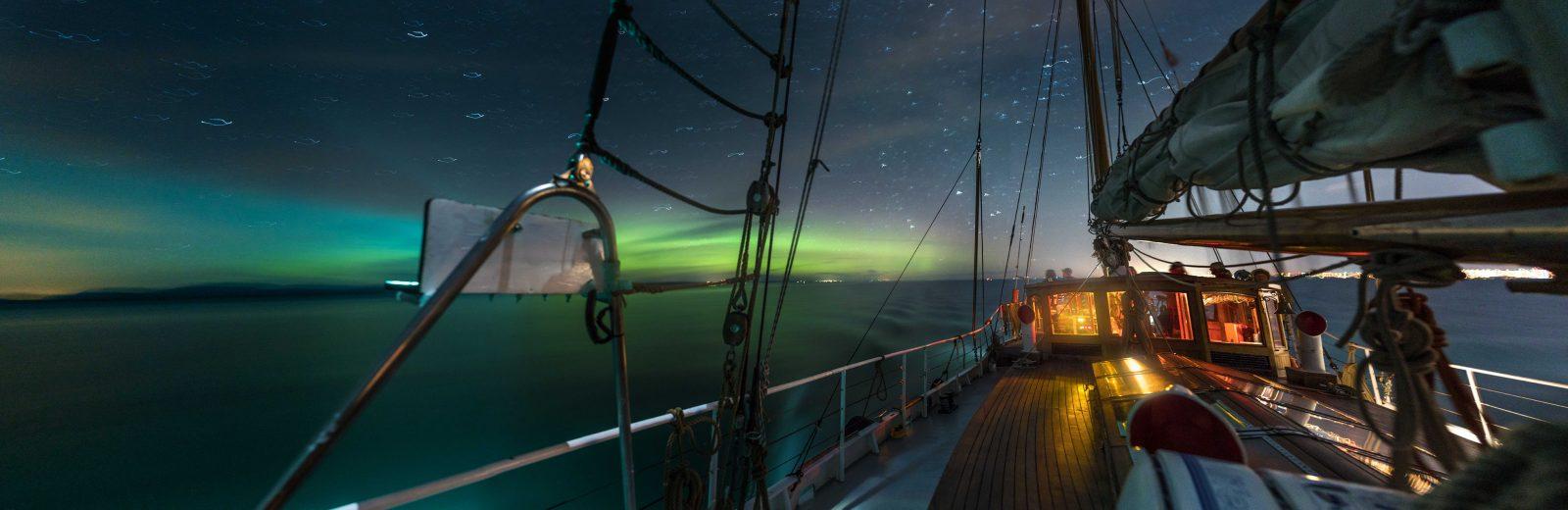Un voilier-école quittera Sept-Îles pour aller explorer le ciel et le plancton du golfe