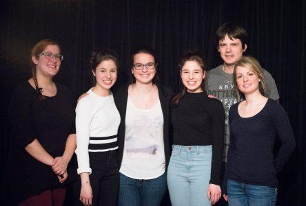 Cégeps en spectacle: Un trio féminin charme le jury