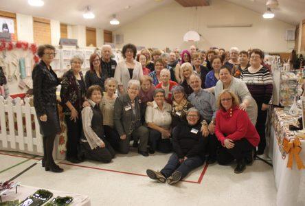 Salon de Noël des artisans: Le succès au rendez-vous