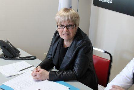 Registre québécois des armes à feu:Lorraine Richard en faveur, mais à certaines conditions
