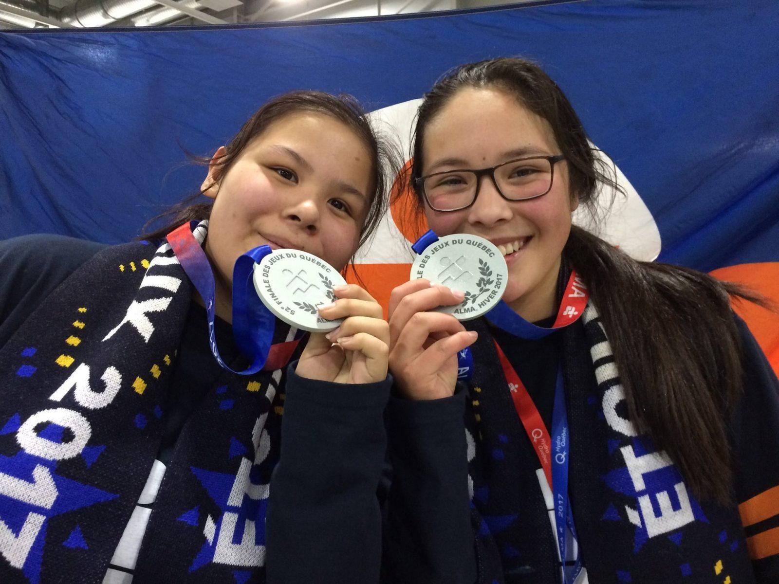 Premières médailles pour la Côte-Nord
