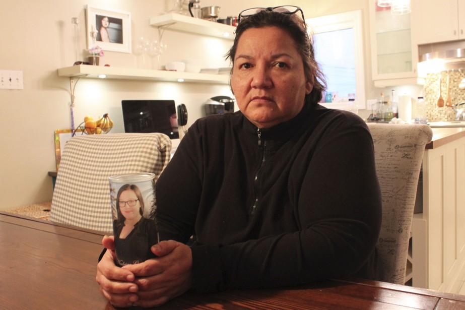 Suicide à Uashat: La tante de Nadeige Guanish raconte pour que ce soit le «dernier»