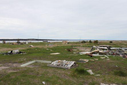 Pointe est de la rivière Moisie: 68 sites de villégiatures visés par la Ville