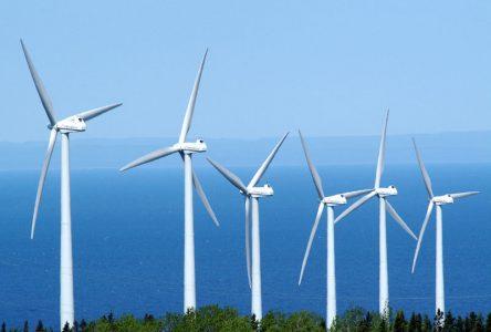 Énergie éolienne :La nation innue obtient un bloc de 200 mégawatts