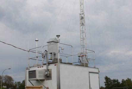 Qualité de l'air : Québec installe les stations d'échantillonnage