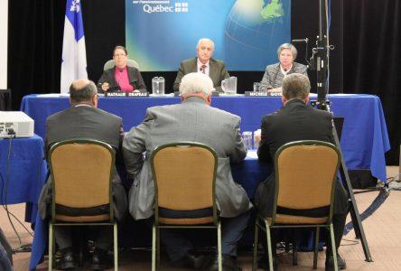 Mine Arnaud : Le sort du projet entre les mains de Québec