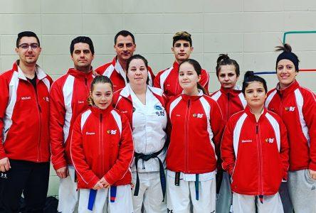Le Club de taekwondo de Sept-Îles récolte 14 médailles à la Coupe du Québec