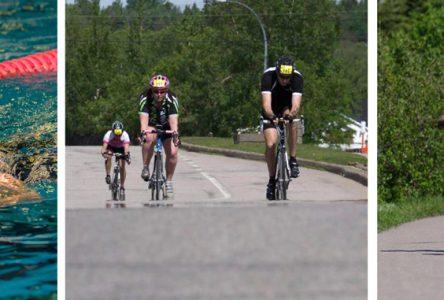 Maillot, souliers et vélo pour ce samedi!