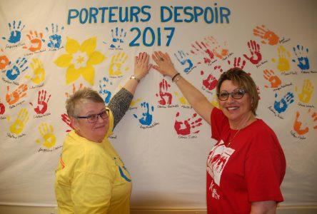 11e Relais pour la vie de Port-Cartier : 20 équipes espérées